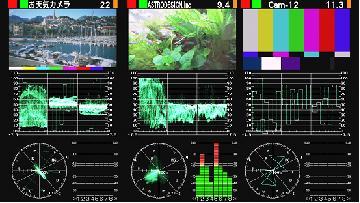 HW-7069 3G/HD-SDI Rasterizer | ASTRODESIGN.Inc